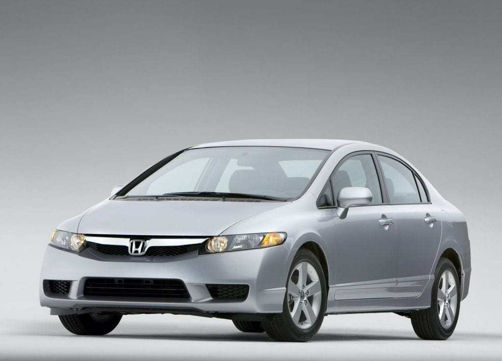 best years to buy a used Honda car