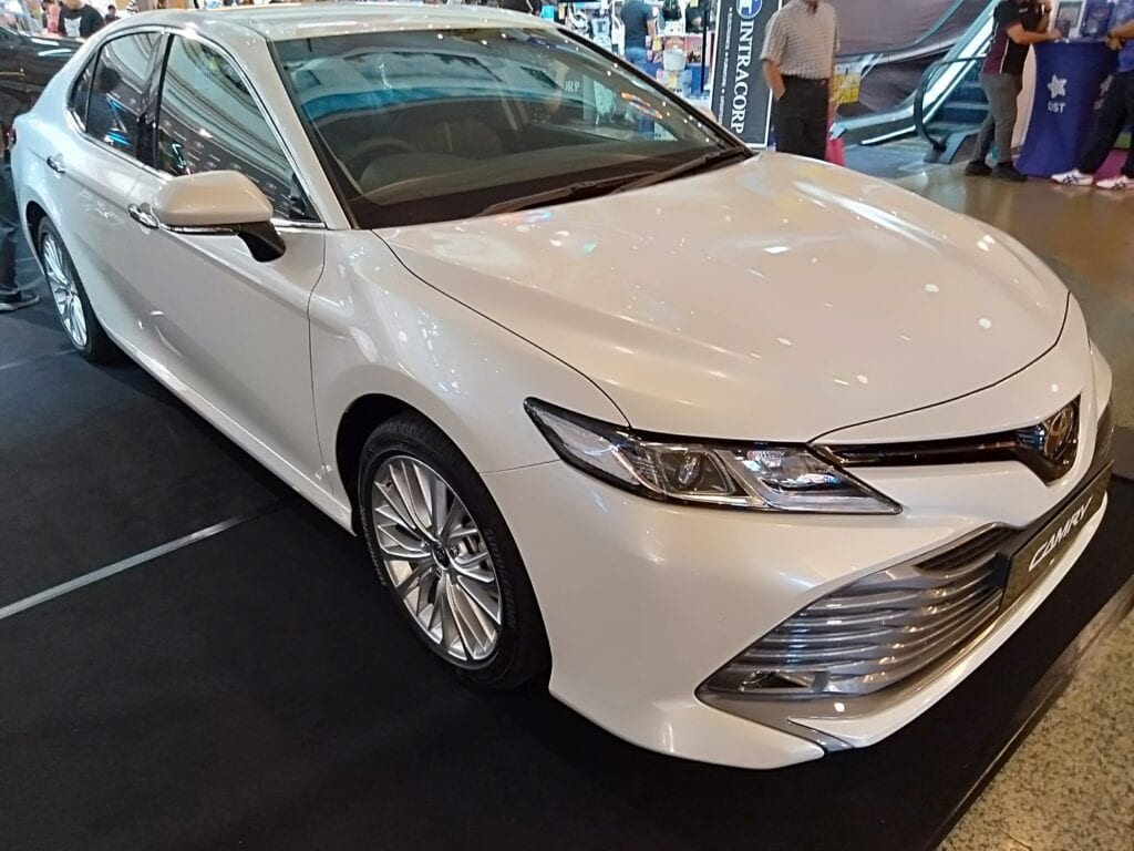 is 2021 Toyota Camry A Reliable Car