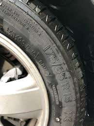 Meaning Of The Letters And Numbers Of The Tire