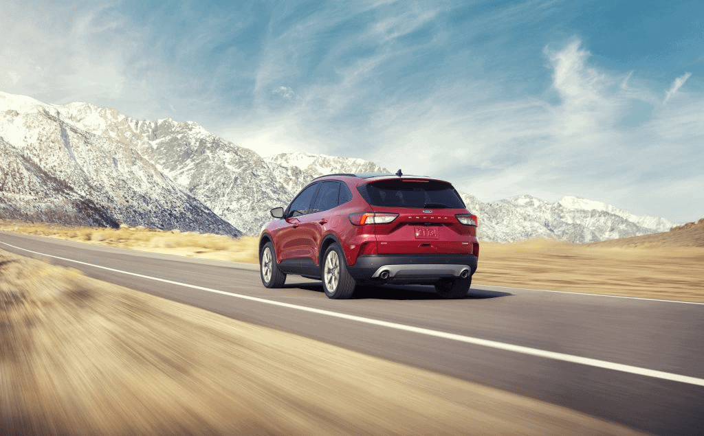 How to Go Off-Road With a Ford Escape